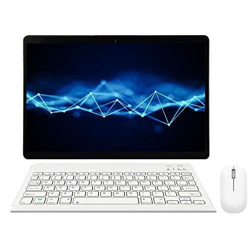 Tablet 10 Pollici con wifi offerte 64 GB Memoria RAM 4 GB Android 9.0 4G LTE Dual Sim Carta 8000mAh 8MP Camera Quad Core WiFi Bluetooth GPS OTG Supporta Netflix