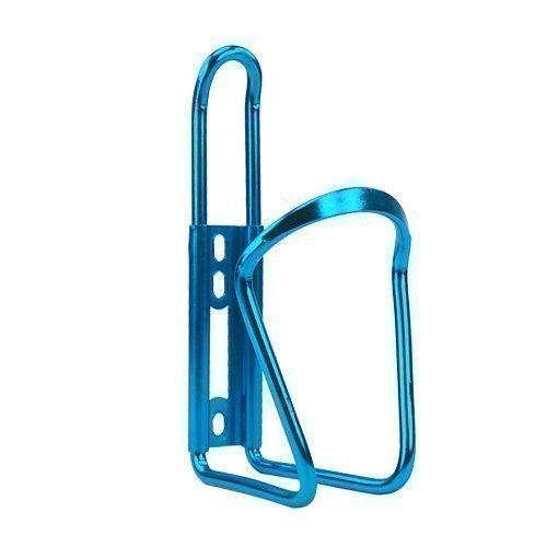 Accessotech Bleu Léger Bicyclette Sports Cage De Support De Bouteille d'eau Boissons Vélo VTT