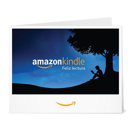 Cheque Regalo de Amazon.es - Imprimir - Amazon Kindle