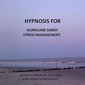Hurricane Sandy Stress Management