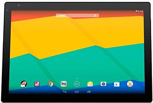 BQ Aquaris E10 - Tablet de 10.1 Pulgadas (WiFi, 2 GB RAM, Mediatek Arm Cortex A7 1.7 GHz, 16 GB, Android 4.4 KitKat), Color Blanco