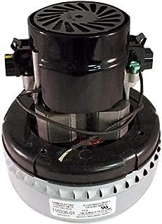 R&DOG 2 Stage Peripheral Bypass Vacuum/Blower Motor- FOR Ametek Lamb 116336-01