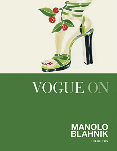 Vogue on: Manolo Blahnik (Vogue on Designers) (English Edition)