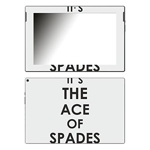 Disagu Design Skin für Medion Lifetab P10341 (MD99233) Design Folie - Motiv IT´S The ACE of Spades