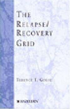 The Relapse/Recovery Grid 0894865447 Book Cover