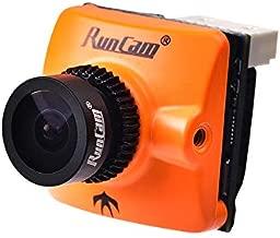 Runcam Micro Swift 3 V2 4:3 600TVL CCD Mini FPV Camera Joystick/UART Control Switchable OSD Configuration - FOV 145° 2.3mm NTSC
