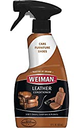 WEIMAN Leather Cleaner & Conditioner Reviews