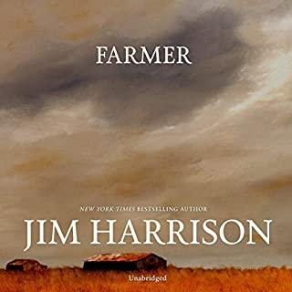 Farmer audiobook cover art