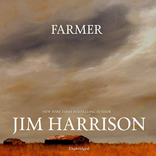 Farmer audiobook cover art