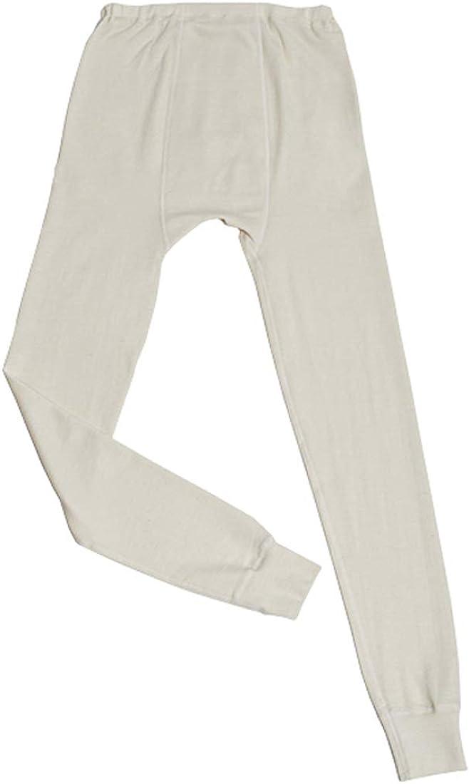 Hocosa Men's Organic Merino Wool Long-Underwear Pants