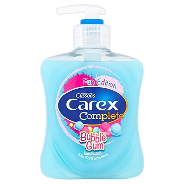 徹底コート静脈スゲ子供手洗いバブルガムの250ミリリットル x2 - Carex Kids Handwash Bubblegum 250ml (Pack of 2) [並行輸入品]