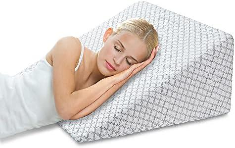 Top 10 Best sleep apnea pillows for sleeping on your side Reviews