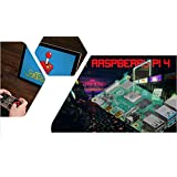 RetroPie レトロアーケードゲーム 【 Raspberry Pi 4 専用 】 (128GB)