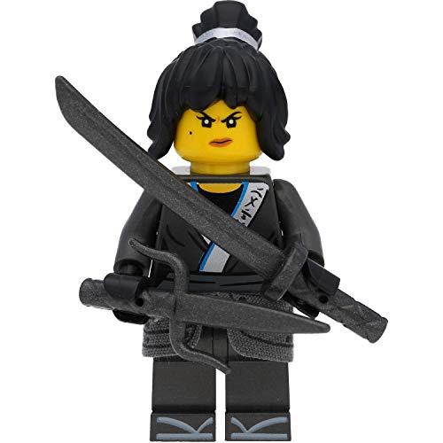 LEGO Ninjago Minifigur: NYA im Stoffpanzerrock...