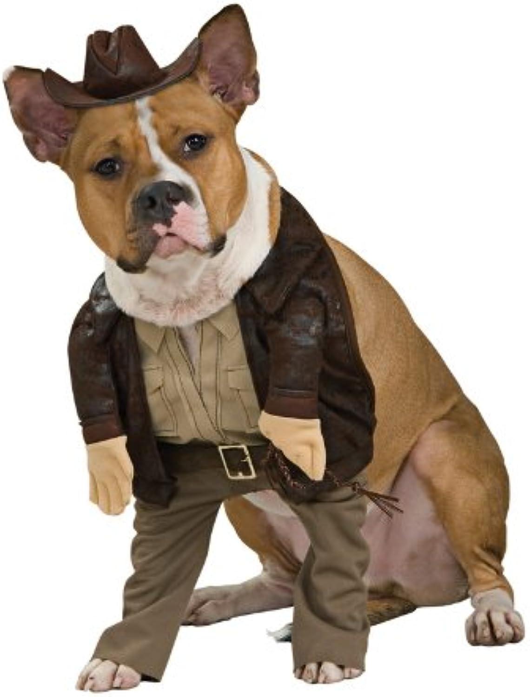 Indiana Jones Pet Costume, Large