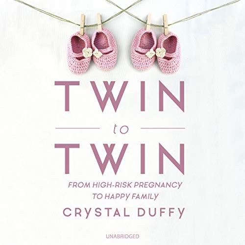 Twin to Twin audiobook cover art