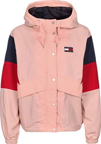 Tommy Jeans Damen Windbreaker rosa L