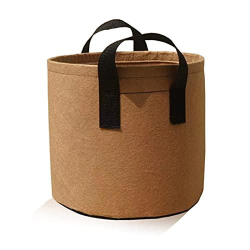 Aiong Maceta,bolsas decultivo deplantas, herramientas de jardín para el hogar, paraflor de papa, fruta, árbol, cultivo, plantación, tela