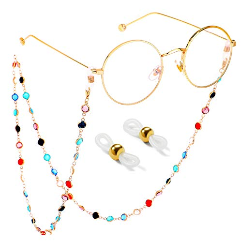 Eyeglass Chain Sunglass Holder Strap Eyeglass Necklace Chain Cord