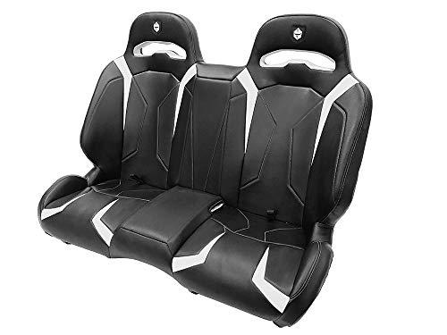 Pro Armor LE Suspension Bench Seat for Polaris RZR XP S4 1000 Turbo, White