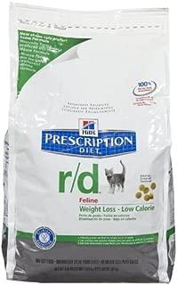 Hill's Prescription Diet r/d Feline Weight Loss - Low Calorie - 4lb by HILL'S