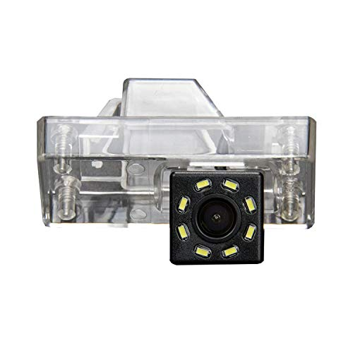 Reversing Vehicle-Specific Camera Integrated in Number Plate Light License...