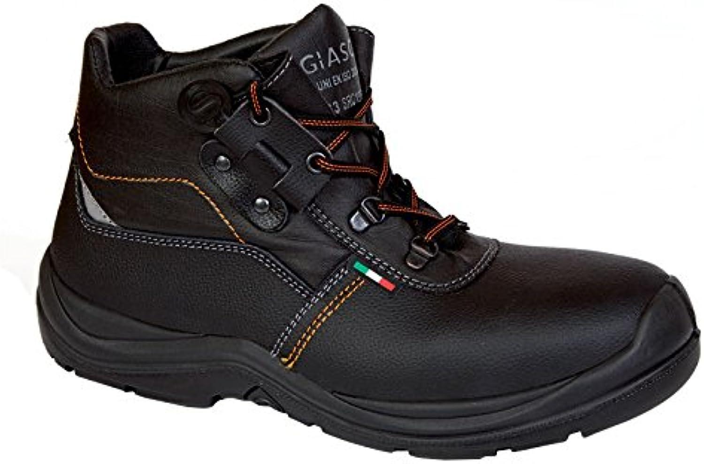 Giasco AC880BRP40 Verdi  S3R shoes, Size 40, Black