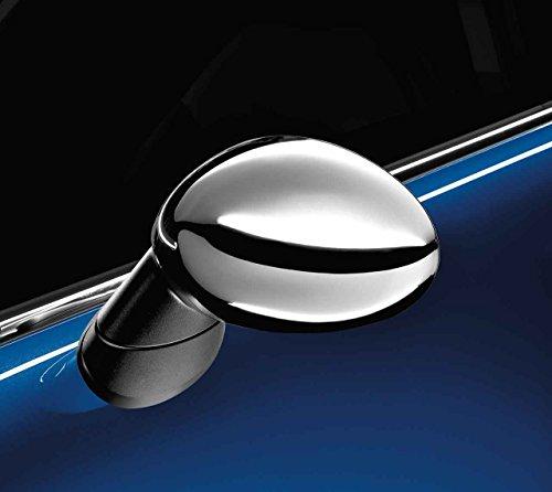 Mini 51162753670 Außenspiegelkappen, Chrom, rechts