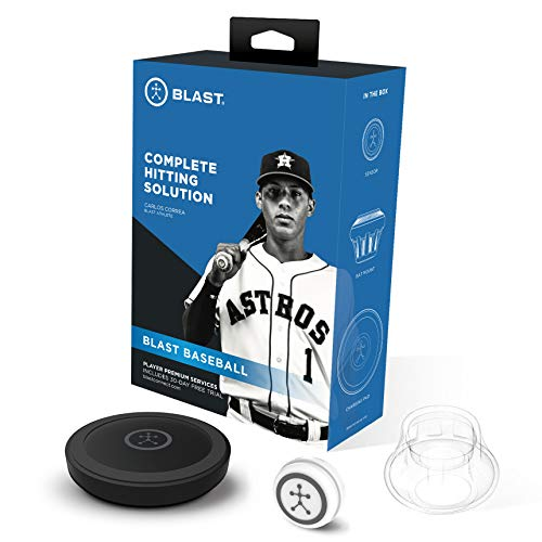 Blast Baseball Swing Trainer | Analyzes Swing | Tracks Metrics | Video Capture...