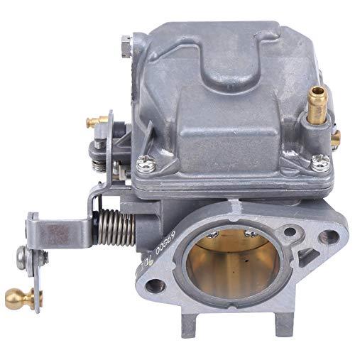 Leftwei Carburador para Barco Fuera de borda, 2 Tiempos 30HP Carburador para Barco Motor Fuera de borda Aleación de Aluminio Carb Accesorio para Johnson OMC 0114808 Carburador Fuera de Bord