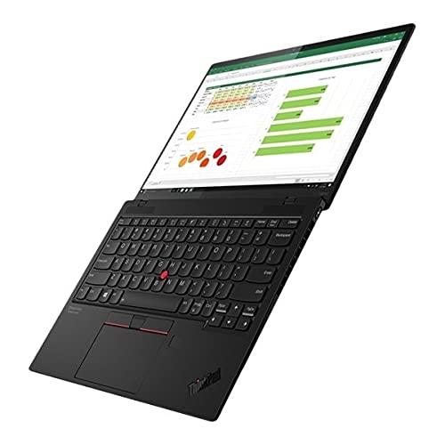 """Lenovo ThinkPad X1 Nano Gen1 20UN000EUS 13"""" Ultrabook - Intel Core i7 i7-1160G7 Quad-core (4 Core) 2.10 GHz - 16 GB RAM - 512 GB SSD - Black - Windows 10 Pro - Intel Iris Xe Graphics - in-Plane S"""