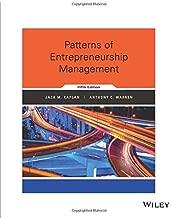 Best patterns of entrepreneurship management 5th edition Reviews