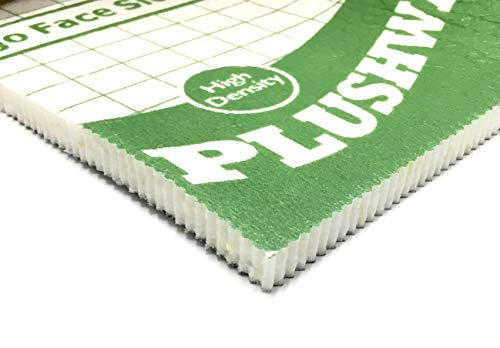 Plushwalk Carpet Underlay - 12mm - 15m2 = (11m x...