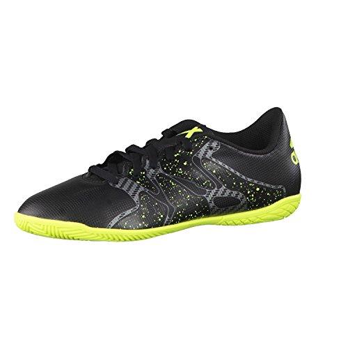 Adidas X 15.4 IN J schwarz - K28