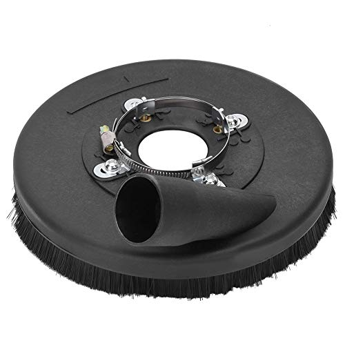 7 Inch Dust Collector Cover, 180mm Angle Grinder Dust Cover, Easy To Install And Use for Install Grinding Cup Install 180mm Flap Disc