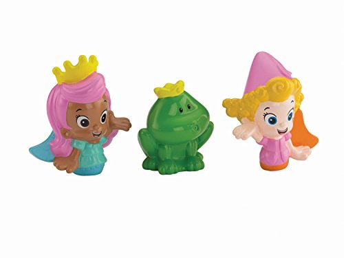 Bubble Guppies - Set de Juego bañitos 1 (Mattel BCM59)