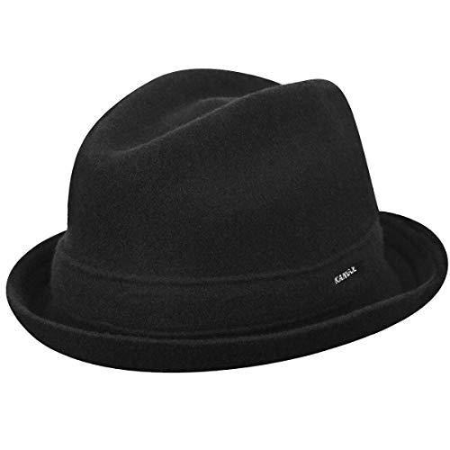 Kangol - Chapeau - Homme - Noir (Black) - FR : M (Taille Fabricant : M)