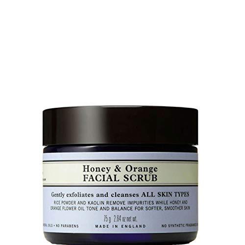 Neals Yard Remedies Honey & Orange Facial Scrub 2.64oz, 75g by Neals Yard Remedies