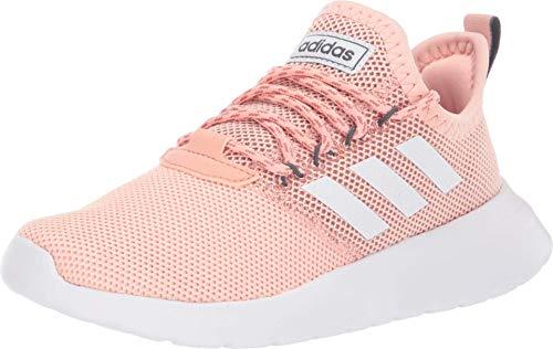 adidas Damen Lite Racer RBN Laufschuh, Glow Pink/Weiß/Onix, 38 EU