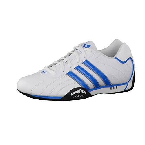 adidas Originals goodyear adi racer trainers white &