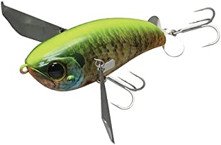 JPOMPJR-RTCHG Jackall Lures, Pompadour Jr. Hard Top Water Lure, 2.60