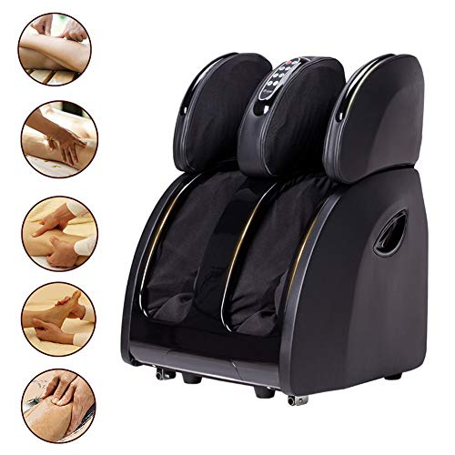 Best Prices! HIXGB Electromagnetic Foot Massager - 3 Massage Modes, 3 Strengths - Intelligent Remote...