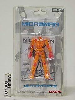 ミクロマン ミリタリーフォース MF4-03 ラバプラネット