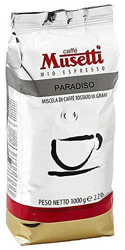 Musetti Espresso Paradiso 1000g Bohnen