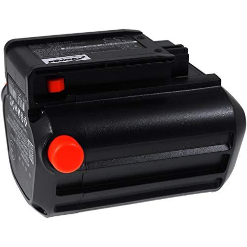 Powery Batería de Alta Capacidad para Cortasetos Eléctrico Gardena EasyCut Li-18/50