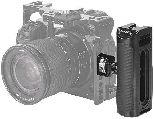 SMALLRIG Aluminium Seitengriff kompatibel mit Arri Locating Hole für Kamera Cage - HSS2426