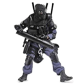 YEIBOBO ! Highly Detail Special Forces 12inch Action Figure SWAT Team  BREACHER