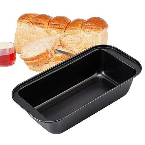 Moule à pain extensible, Moule À Cake, Moule À Brioche pour La Fabrication de Gâteau et de Pain Grillé 25x13x6cm