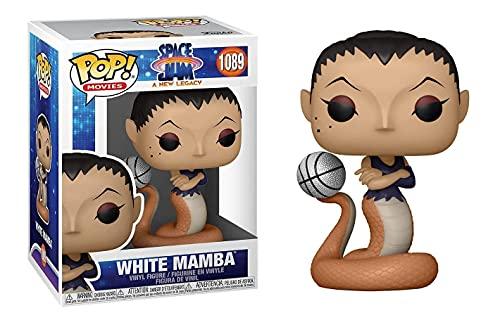 Softeam- 56230_1 White Mamba Figura Coleccionable, Multicolor