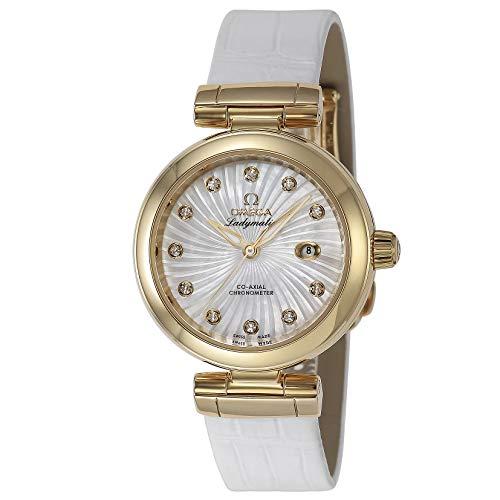 [オメガ] 腕時計 425.63.34.20.55.002 レディース ホワイト [並行輸入品]